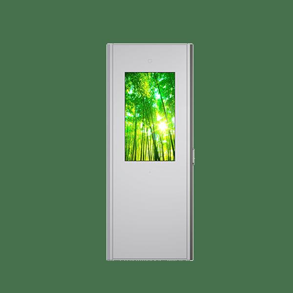 "Borne tactile HYUNDAI 32"" simple face – Lecteur média (USB) - borne outdoor"