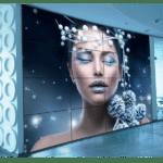 Ecran 55 pouces pour mur d'images bord ultra-fins (3.5 mm) – D55UFN - CATEGORIE