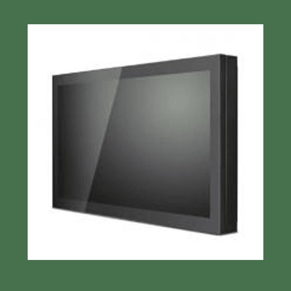 Caisson mural extérieur HYUNDAI 75 pouces – Lecteur média (USB) -