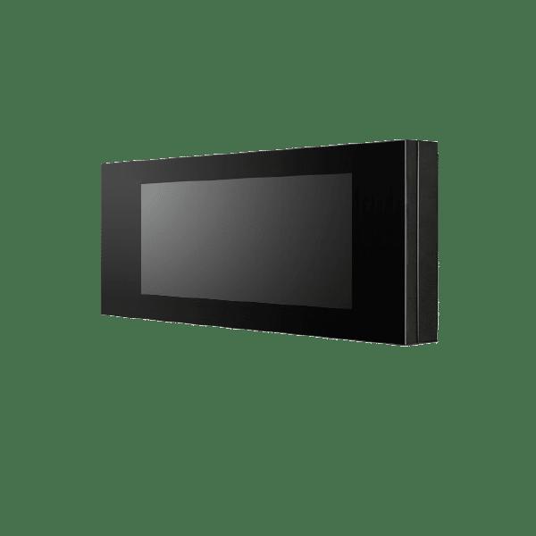Caisson mural tactile extérieur HYUNDAI 32 pouces – Lecteur média (USB) -