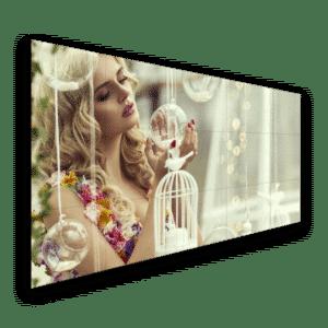 Ecran pour mur d'images