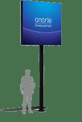 Panneau LED extérieur / Ecran géant affichage extérieur