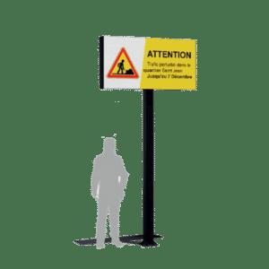 Mat LED - Sucette LED - Ecran Géant LED extérieur - Taille M -