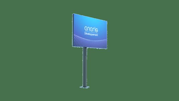Mat LED Orientable - Sucette LED - Ecran Géant LED extérieur - Taille XL -